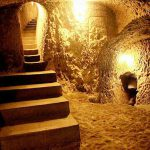 Ouyi, The Underground city