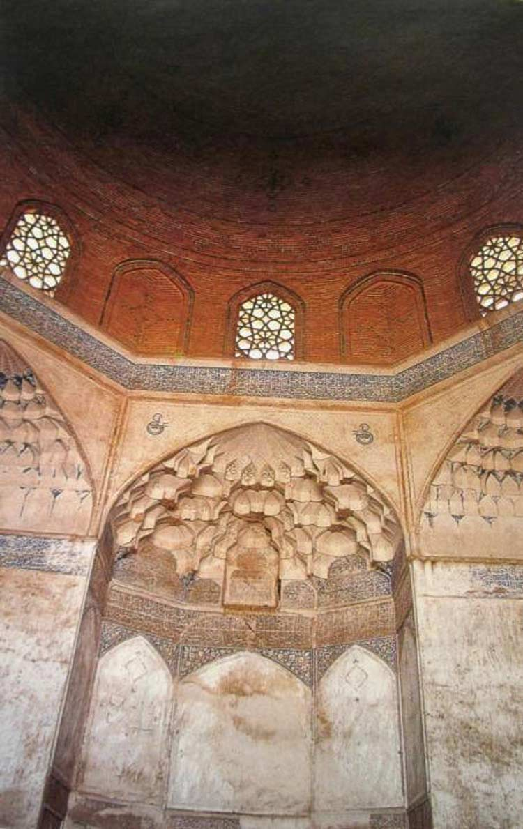 The congregational mosque of Kashan