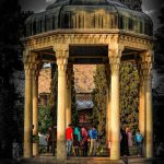 Hafez, a mystic and a poet