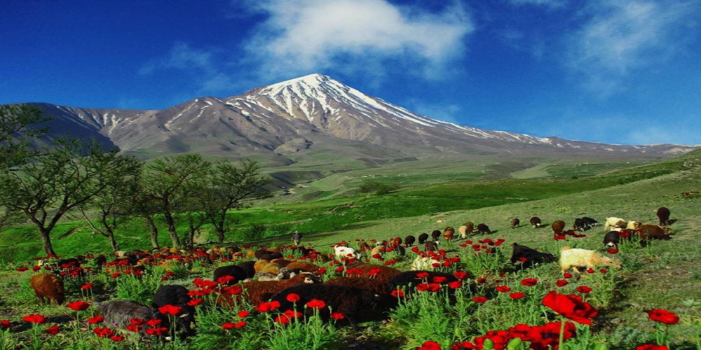 The attractions of Iran
