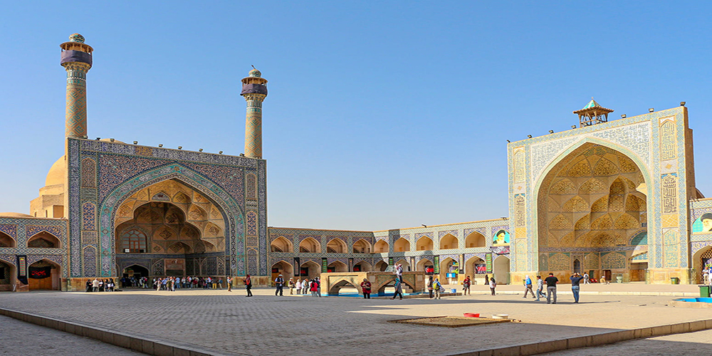 Reyhan-Travel Tourist attractions of Isfahan 15