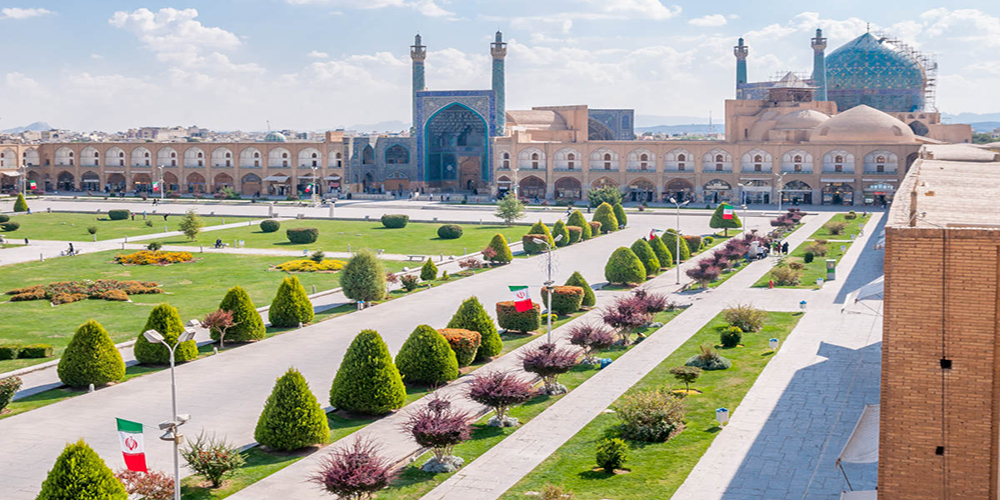 Reyhan-Travel Tourist attractions of Isfahan 19