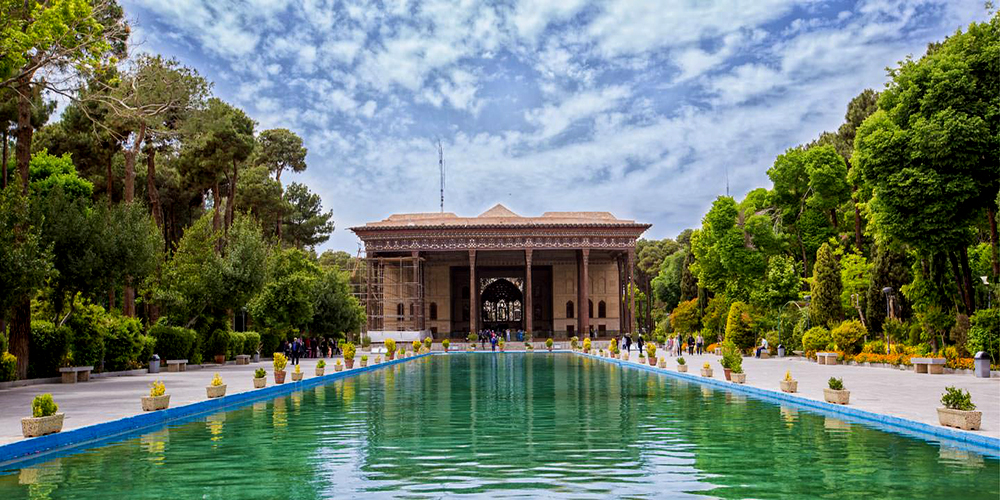 Reyhan-Travel Tourist attractions of Isfahan 8